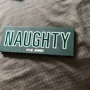 Kylie Cosmetics Naughty Palette
